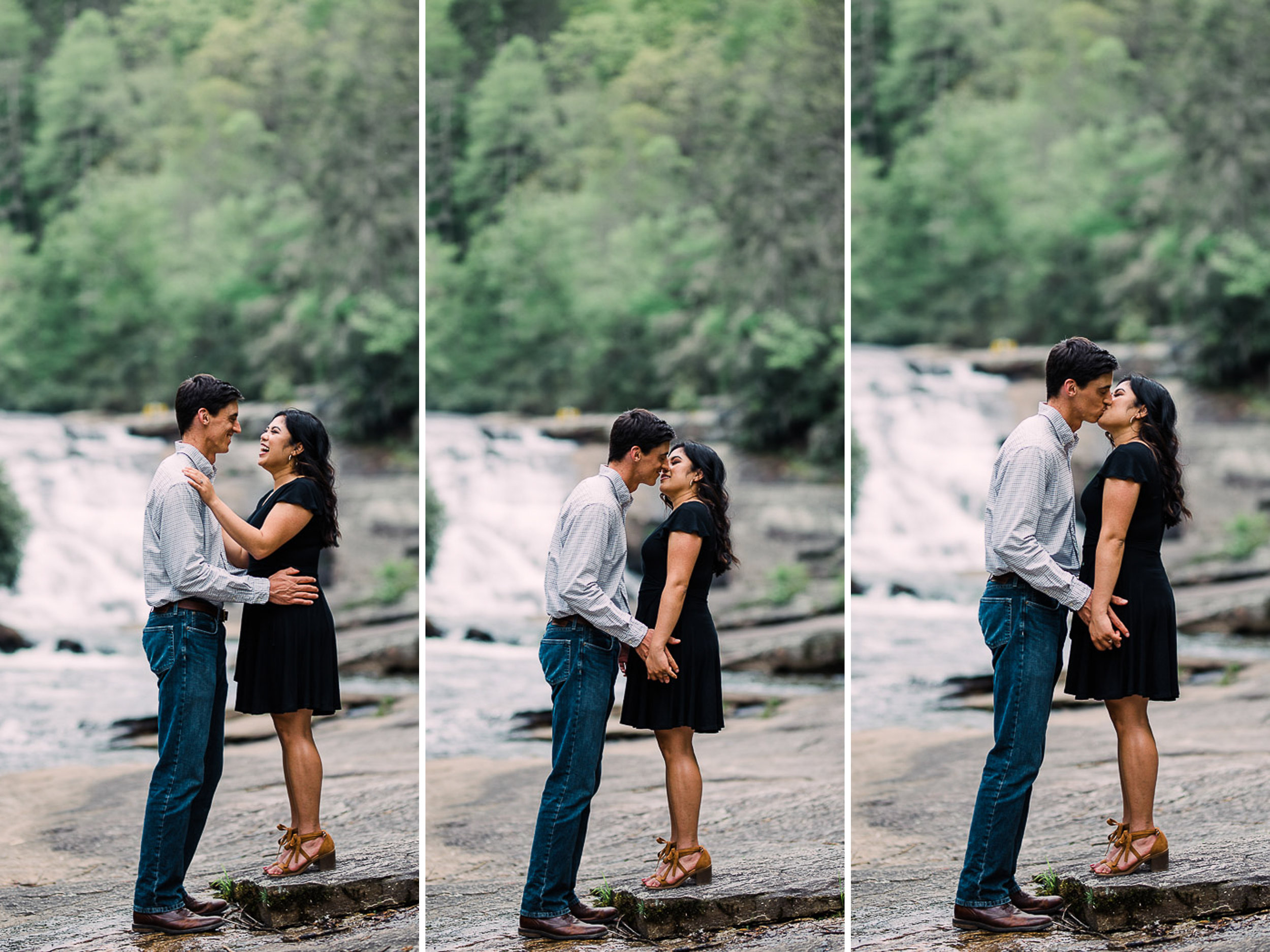 River Engagement Portraits, Engaged, Mountain Engagement, 07.jpg