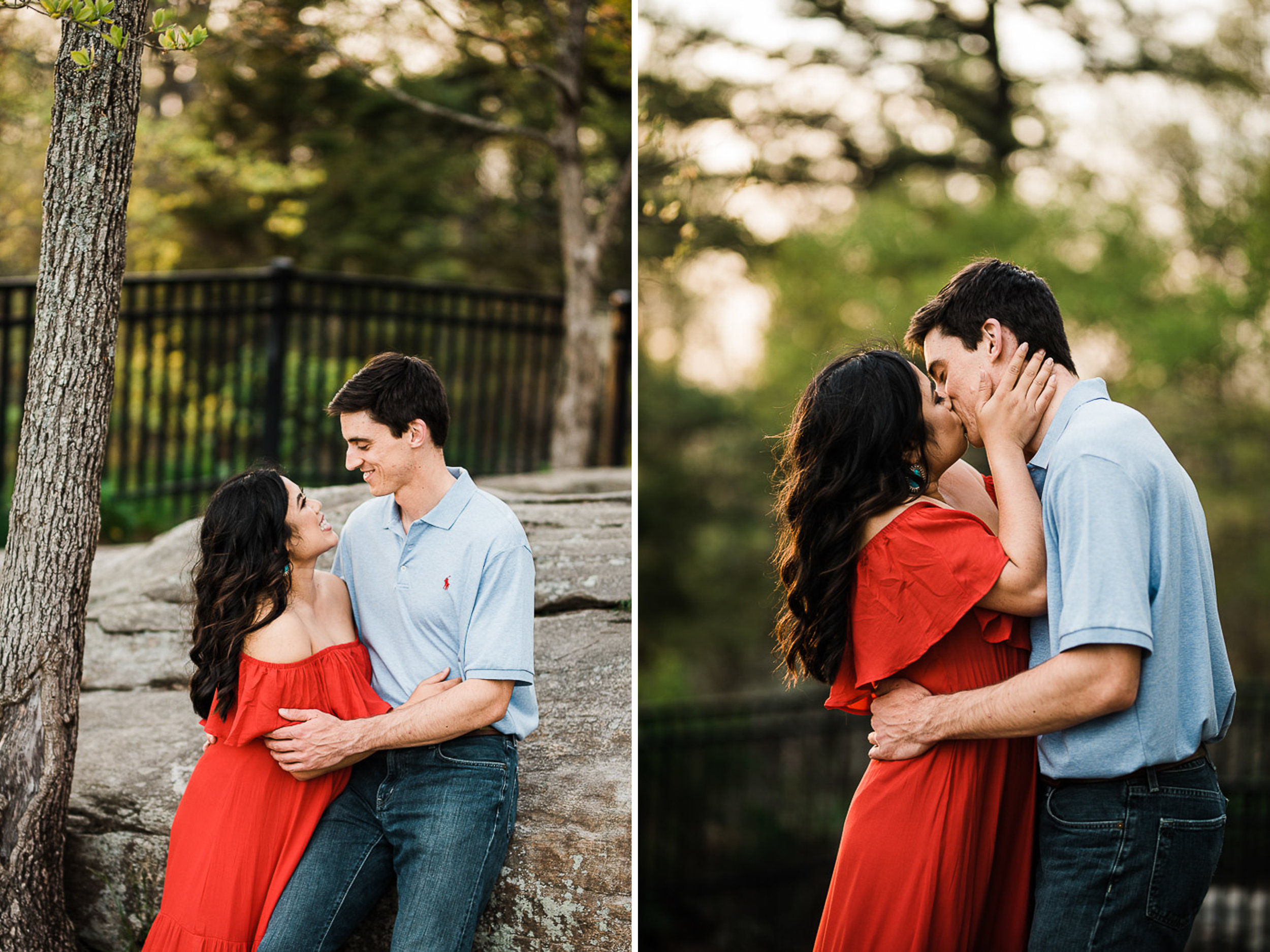 River Engagement Portraits, Engaged, Mountain Engagement, 12.jpg