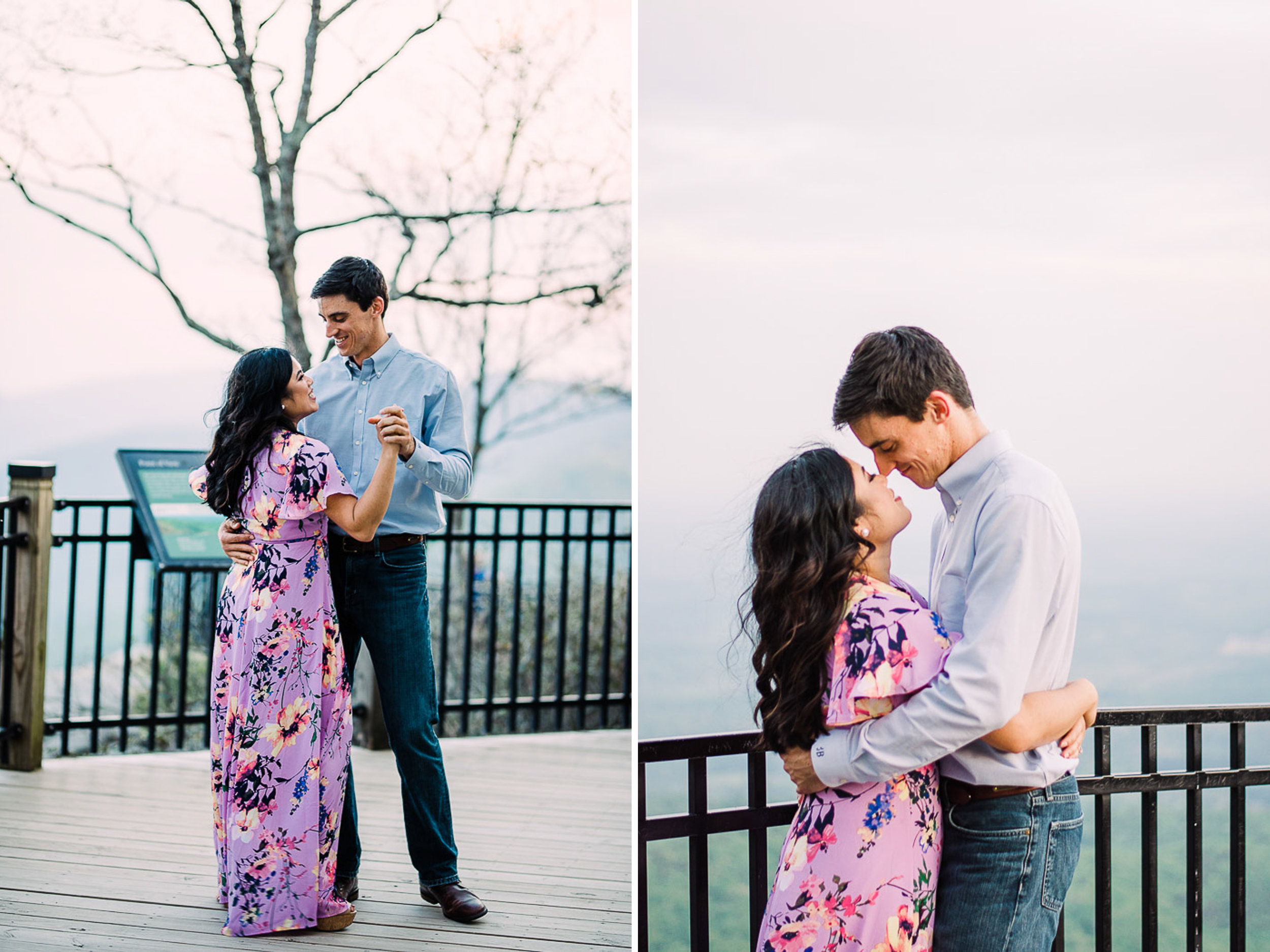 River Engagement Portraits, Engaged, Mountain Engagement, 18.jpg