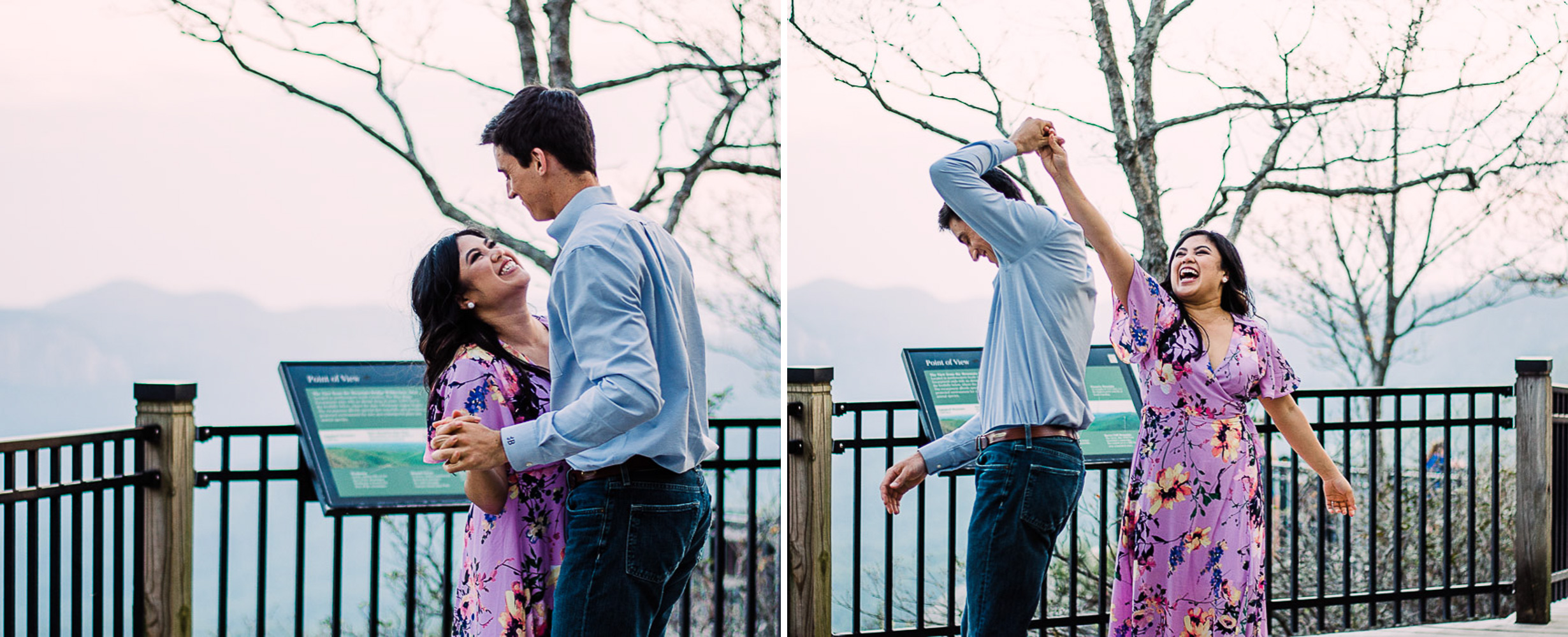 River Engagement Portraits, Engaged, Mountain Engagement, 24.jpg
