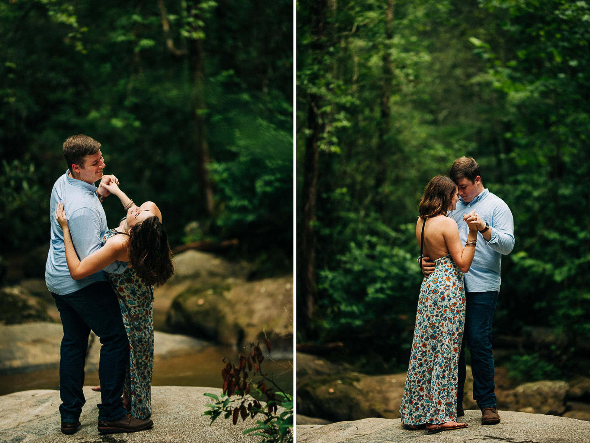 River Engagement Portraits, Summer Engagement Portraits, Engaged, South Carolina 13.jpg