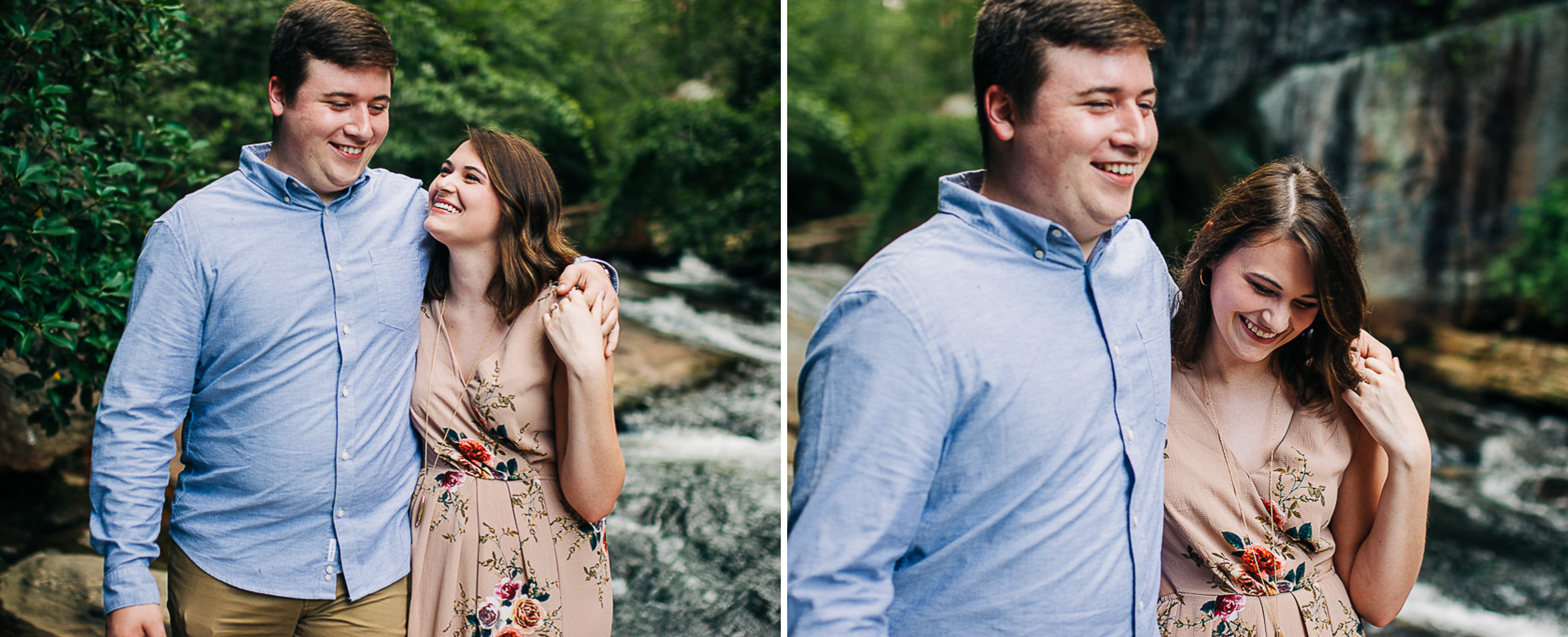 River Engagement Portraits, Summer Engagement Portraits, Engaged, South Carolina 24.jpg