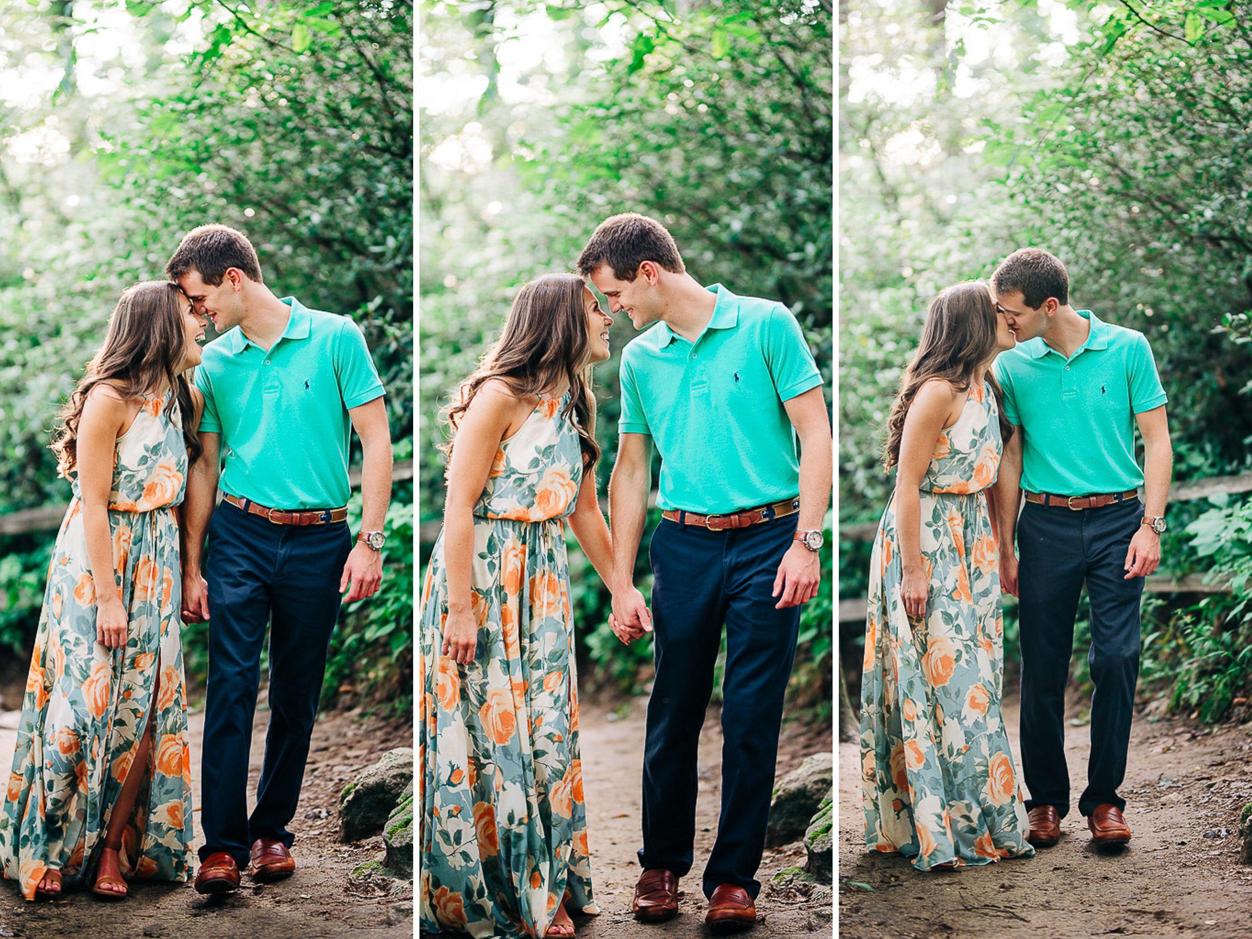 Mountain Engagement Portraits, Summer, SC Wedding Photographers, 04.jpg