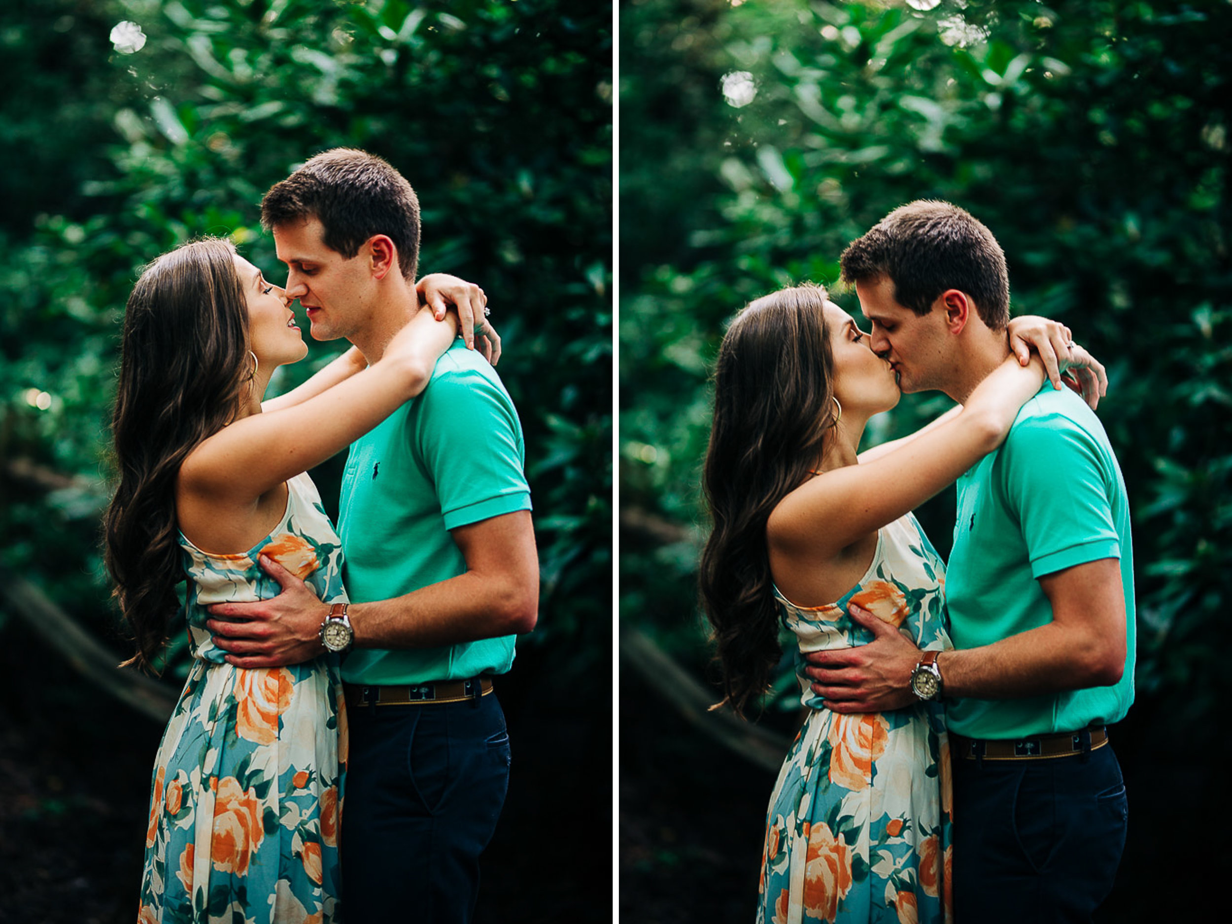 Mountain Engagement Portraits, Summer, SC Wedding Photographers, 07.jpg