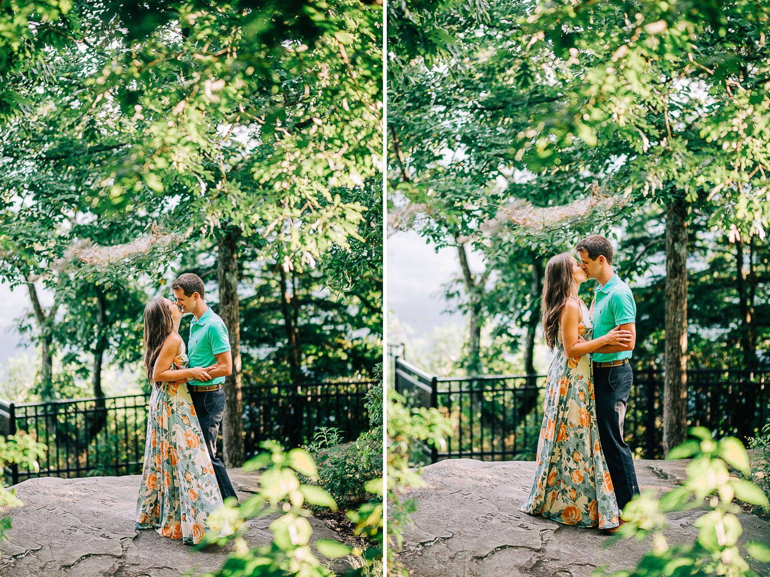 Mountain Engagement Portraits, Summer, SC Wedding Photographers, 10.jpg