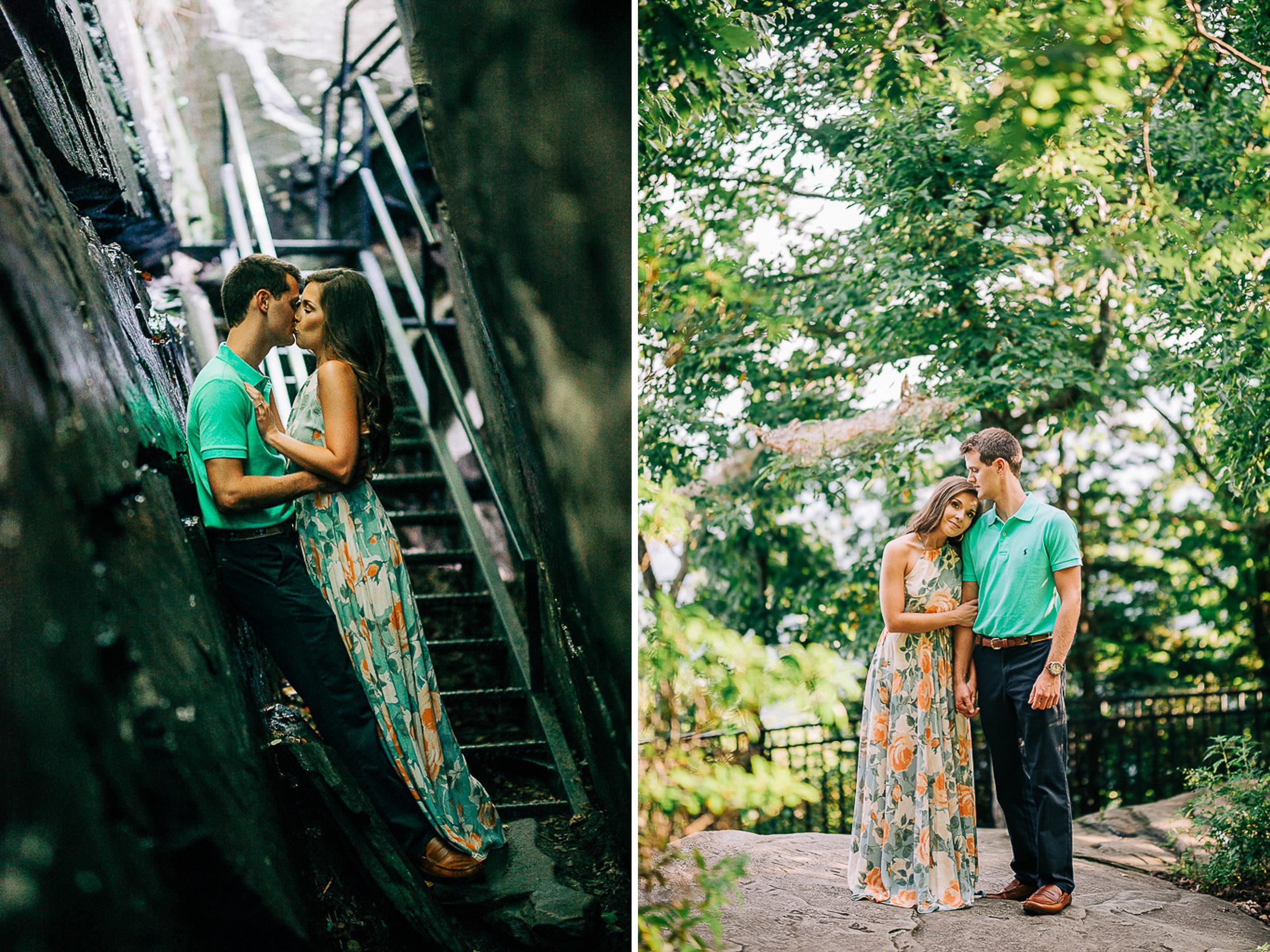 Mountain Engagement Portraits, Summer, SC Wedding Photographers, 17.jpg