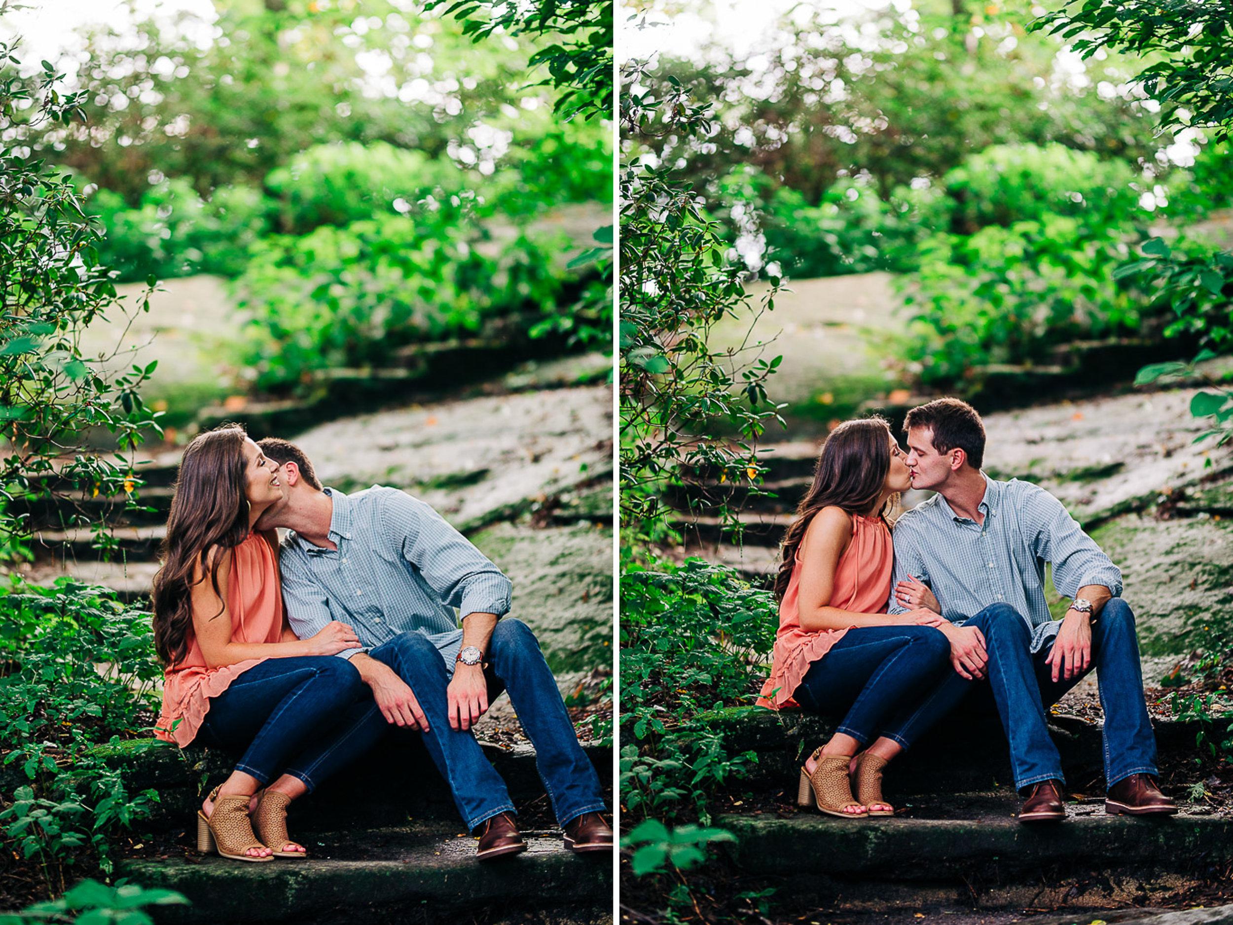 Mountain Engagement Portraits, Summer, SC Wedding Photographers, 11.jpg
