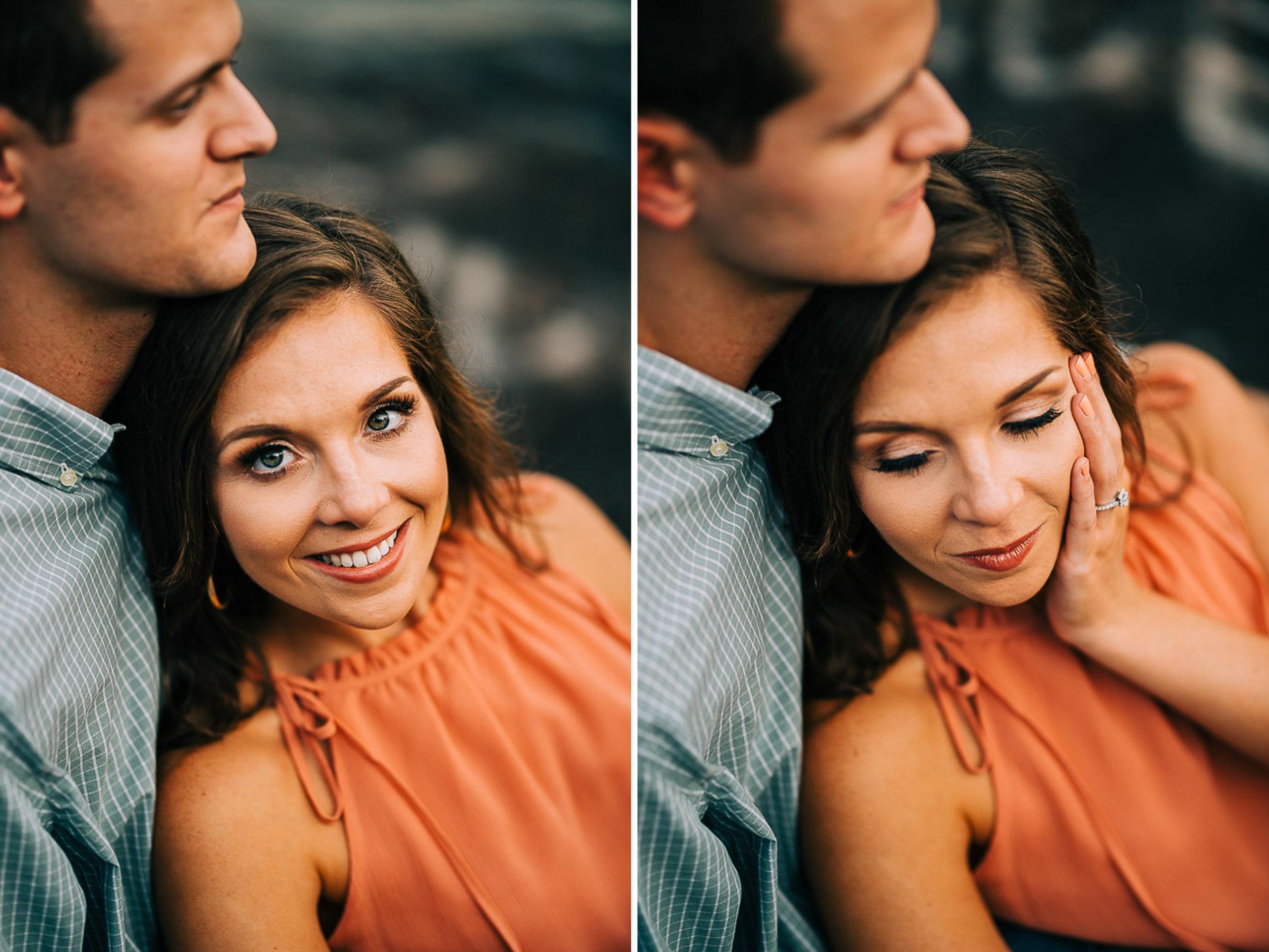 Mountain Engagement Portraits, Summer, SC Wedding Photographers, 13.jpg