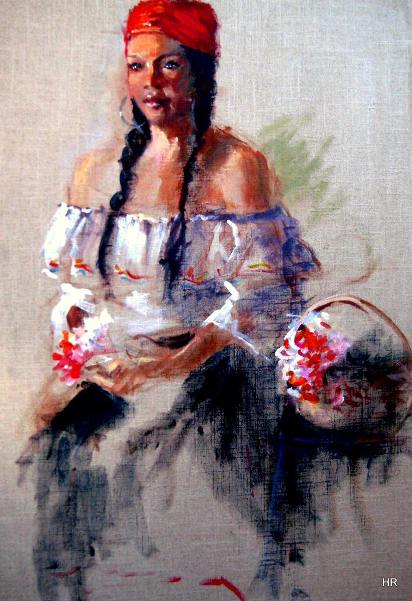 HildaRueda_SILLETERA_24x36_Acrylic.JPG
