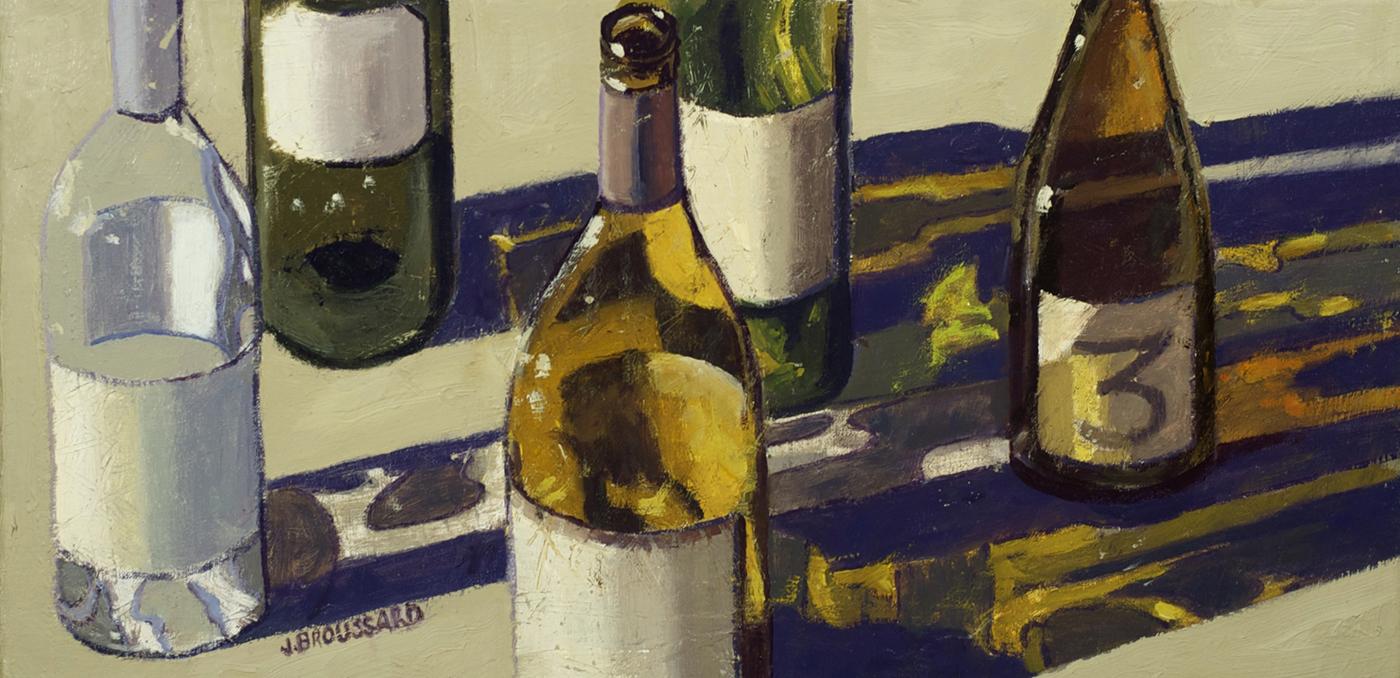 """""""Wine Bottles"""" - Top Ten"""