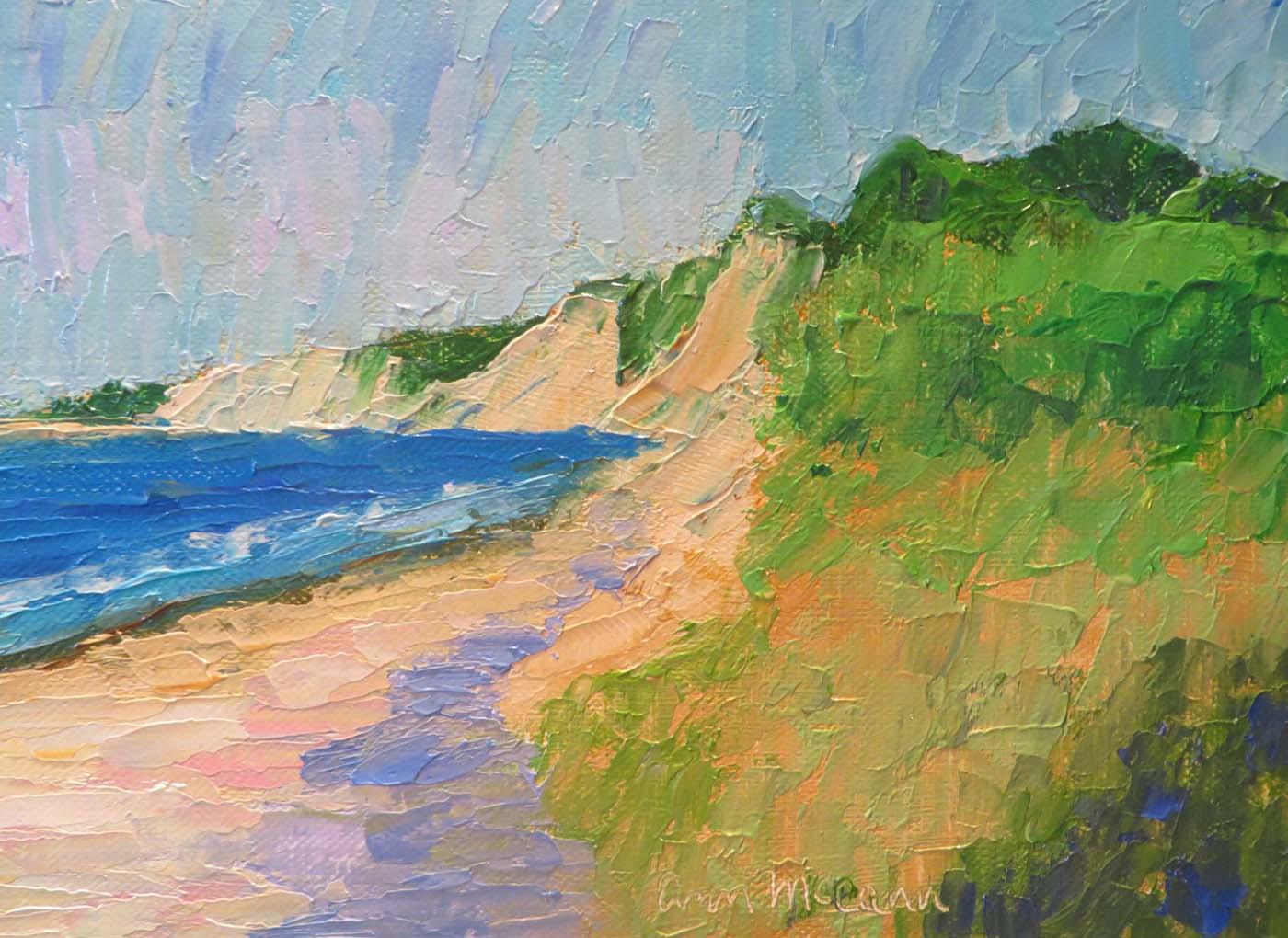 Ann McCann, Great Island Dunes