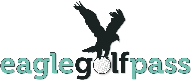 Eagle Golf Pass Logo Design