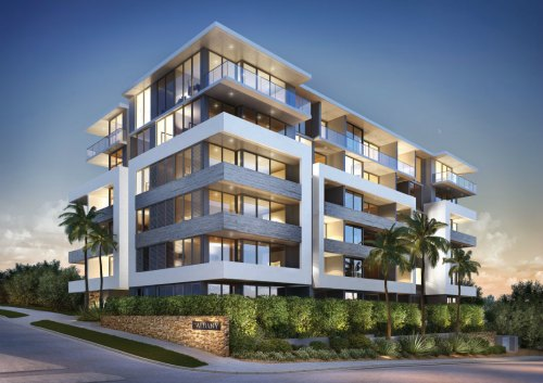The Albany development - Point Frederick