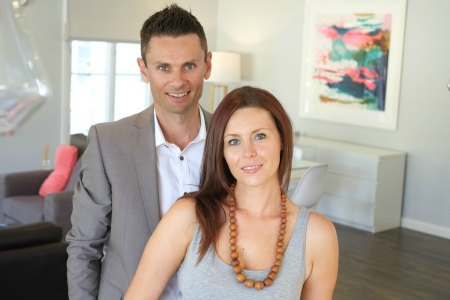 Mint Equity Directors Zac & Leigh Peteh
