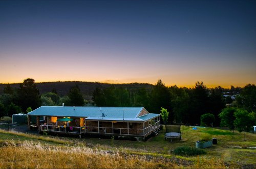 Home in Cooma