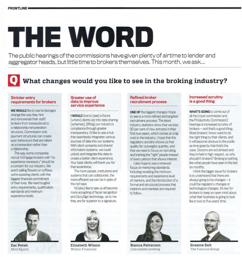 The Adviser - July 2018 Edition  'The Word'