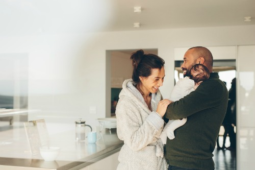 By taking some time to decide on what's right for you, you stand the best chance of ending up with a home that works for you and your family.