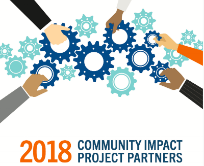 Check out LSC's 2018 Community Impact Projects -