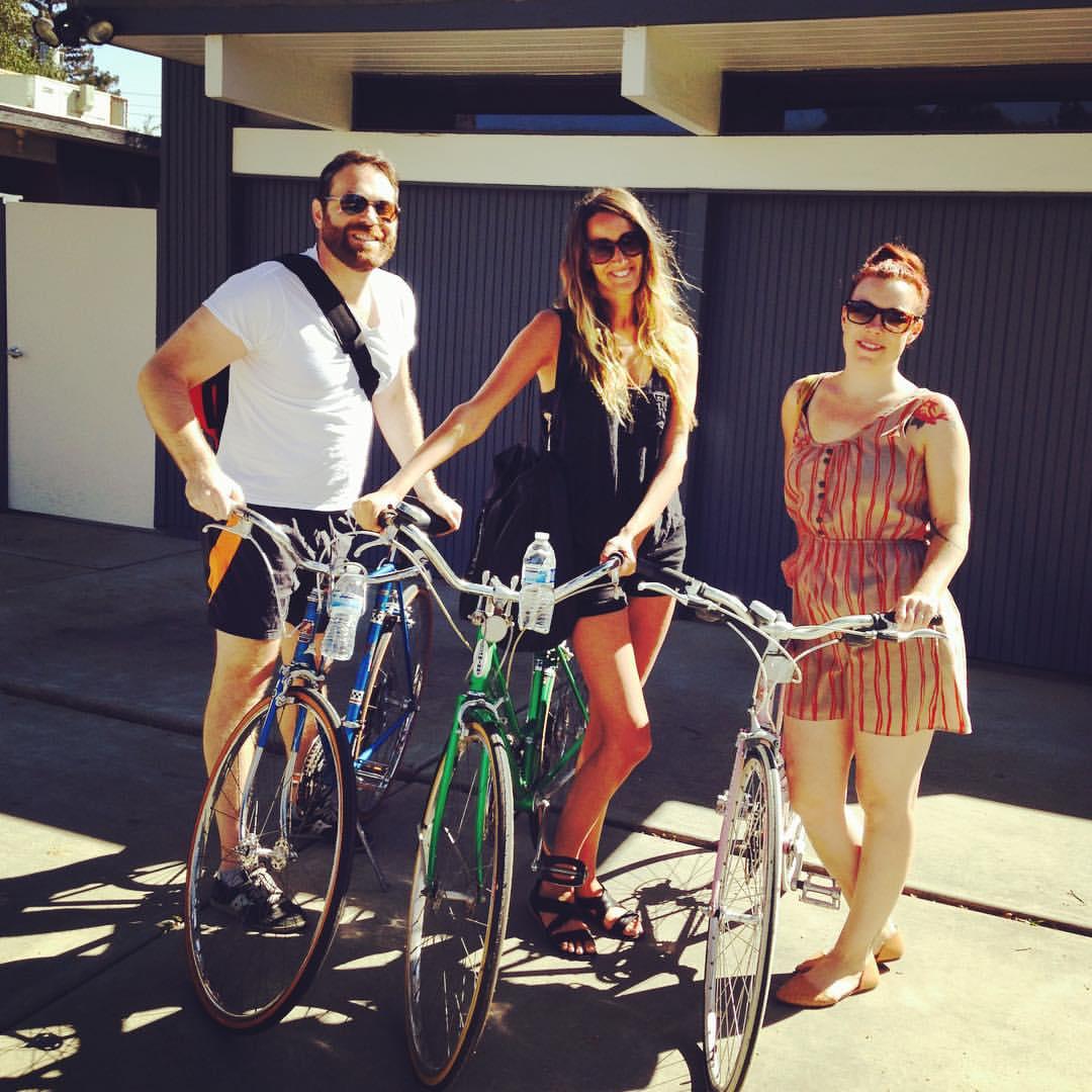 #bikeride  (at South Land Park)