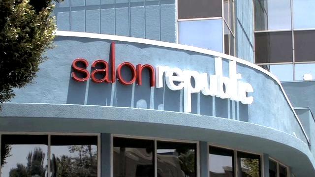 salon republic beverly hills