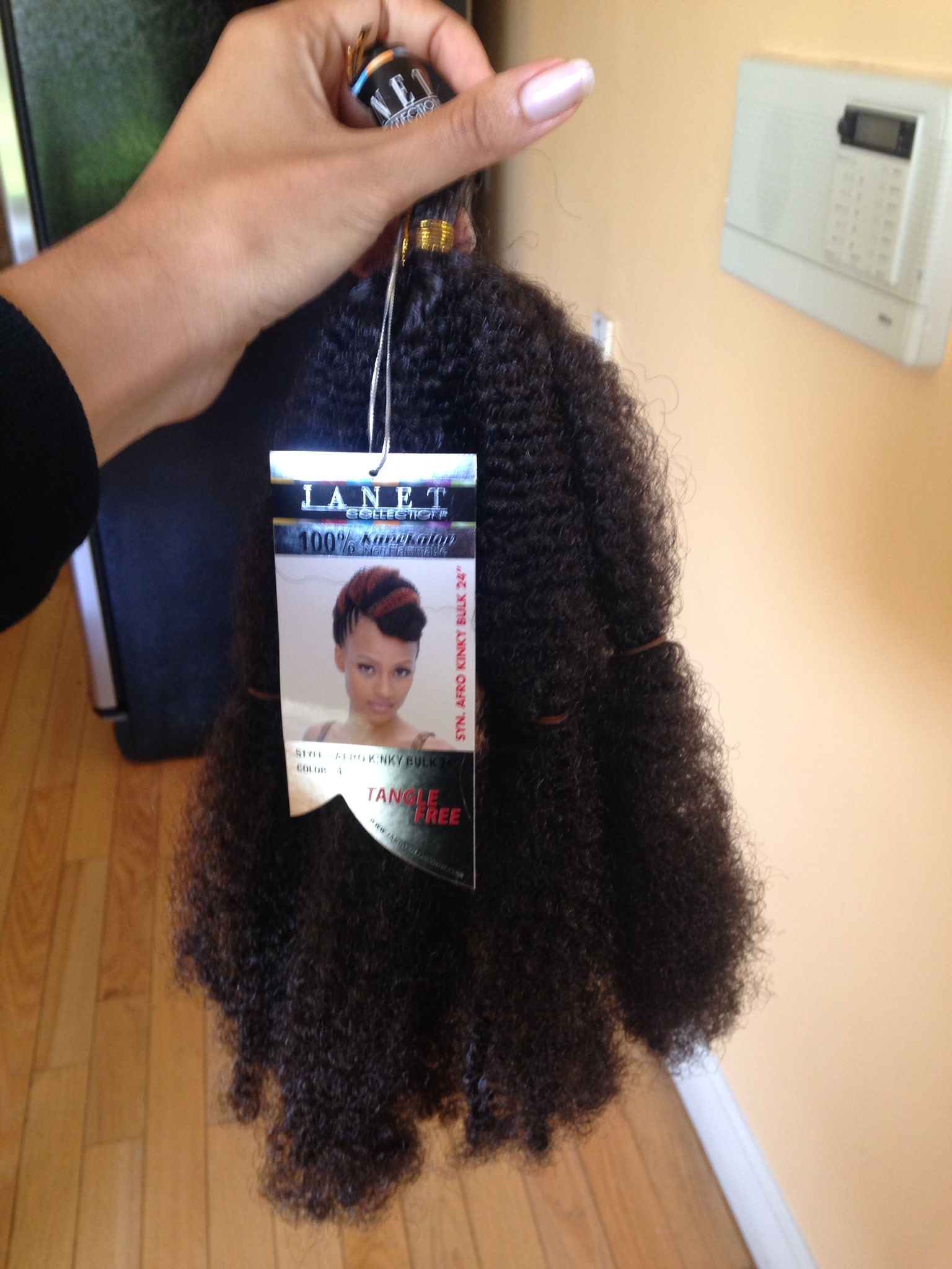 Janet Collection Hair Marley Crochet Braids