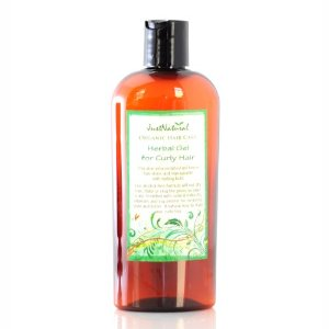 Just Natural Organic Care Herbal Gel for Curly Hair