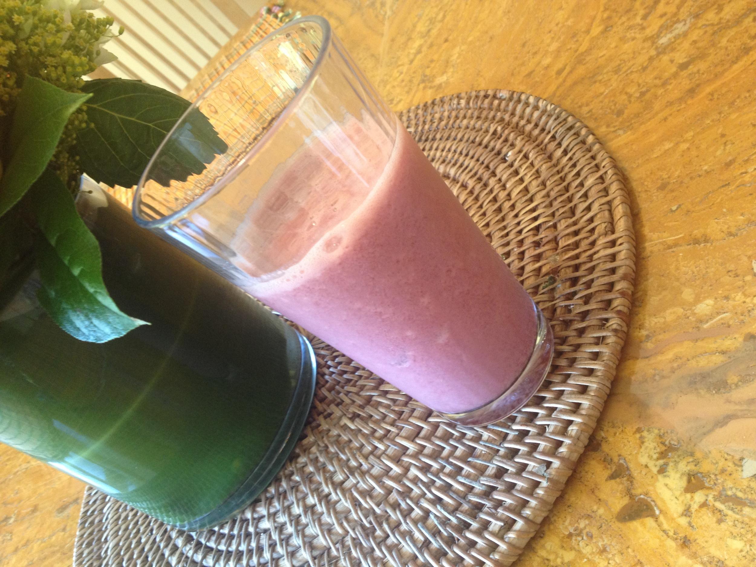 Tart Cherry Juice Shake