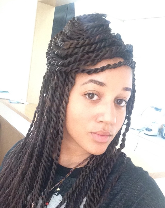Crochet Senegalese Twists