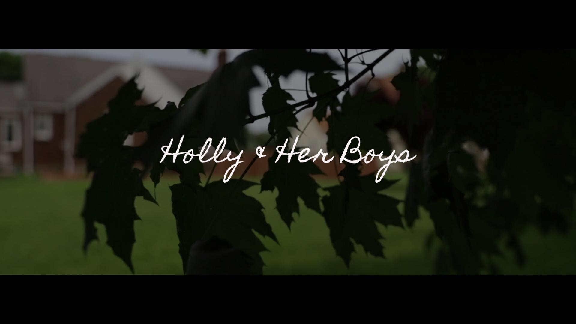 HOLLY & HER BOYS