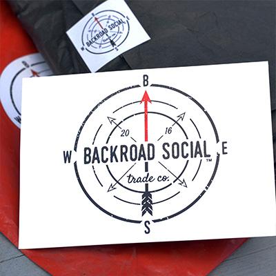 Backroad Social   Branding, Logo Design
