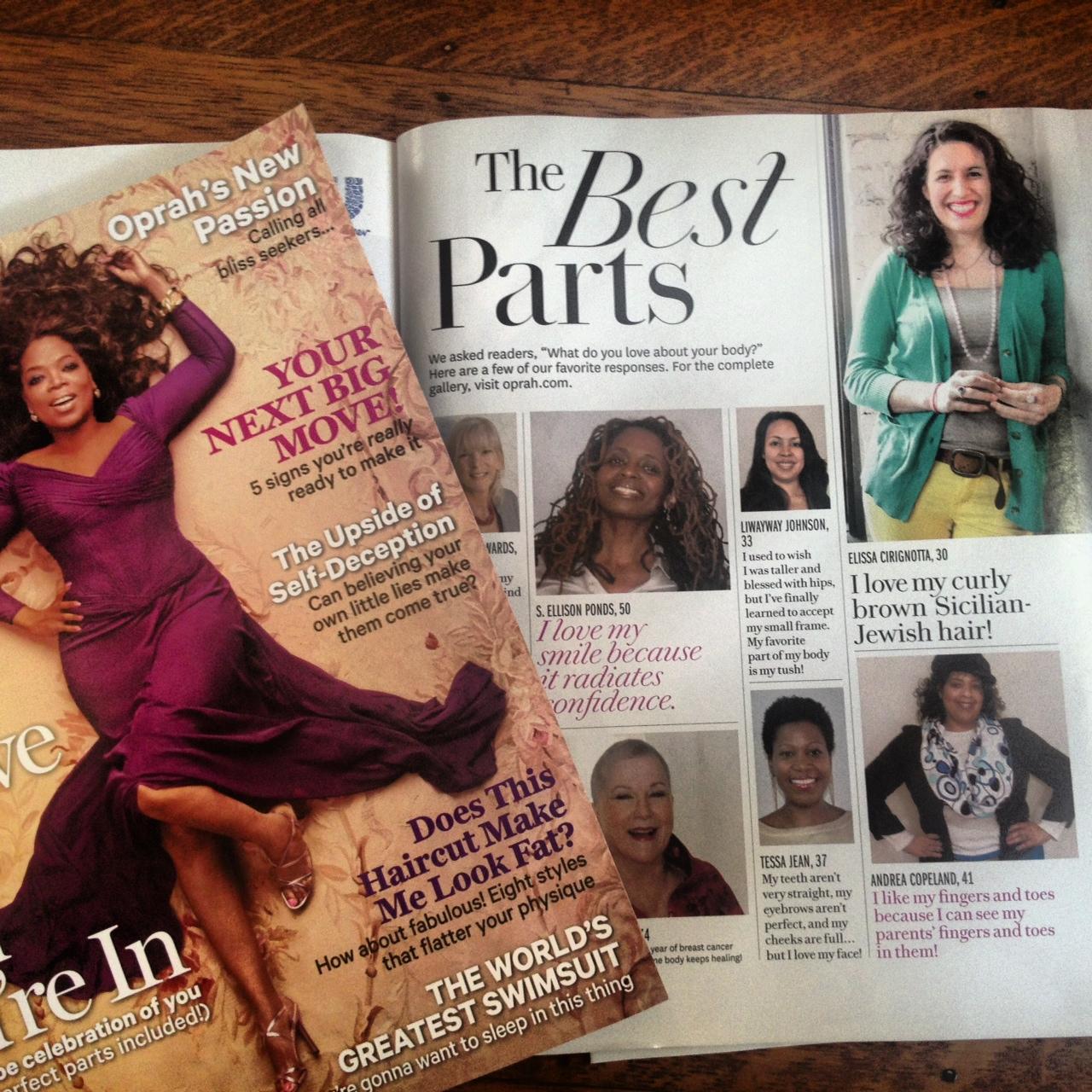 The Oprah Magazine May 2014