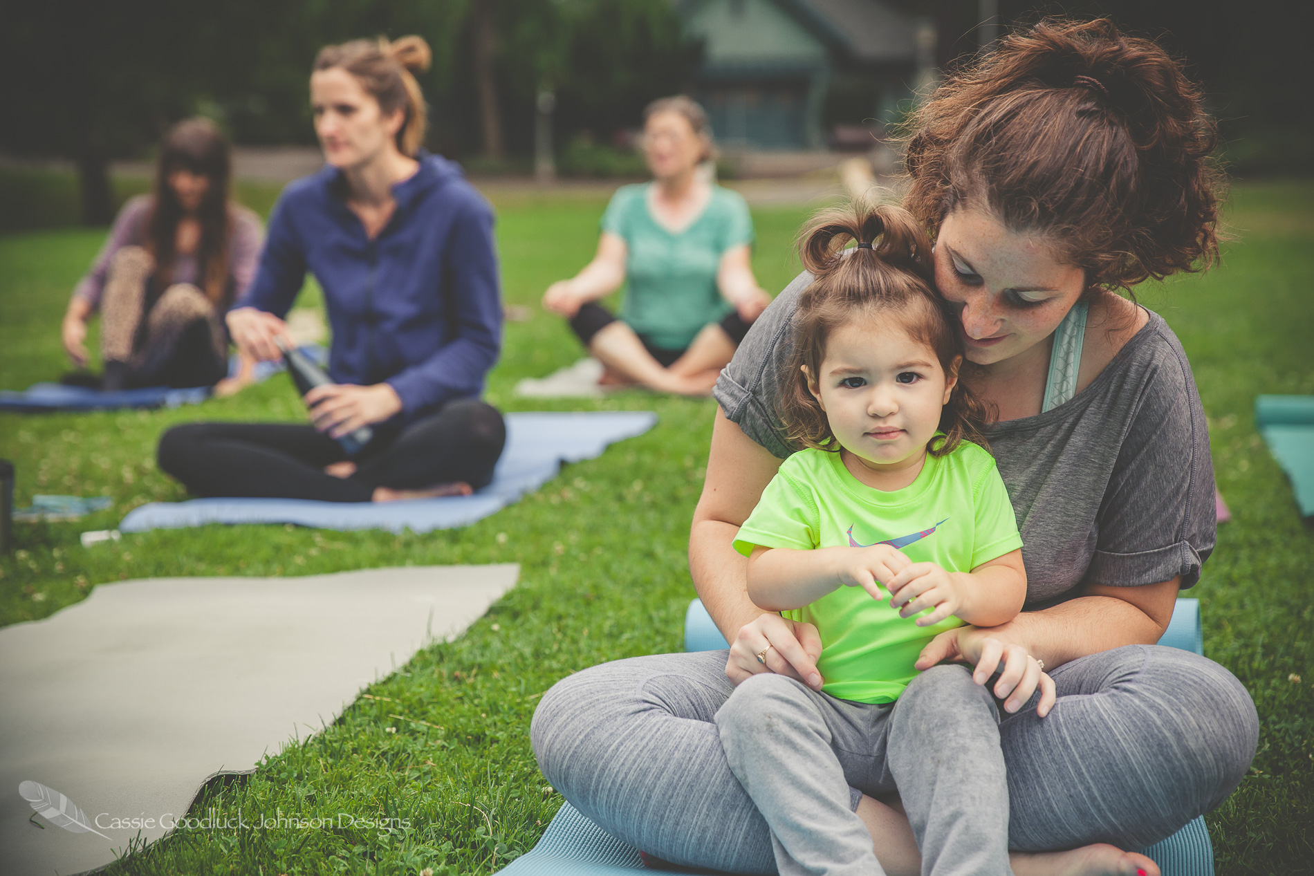 Kids Movement & Mindfulness — Happy Mindful People