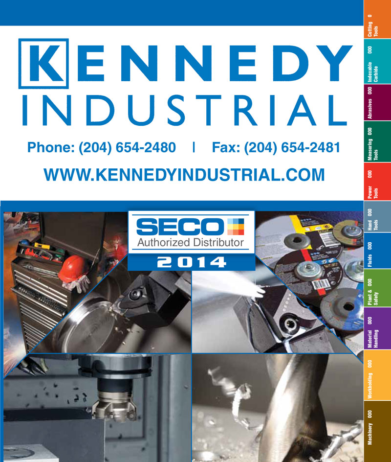 Send request to sales@kennedyindustrial.com
