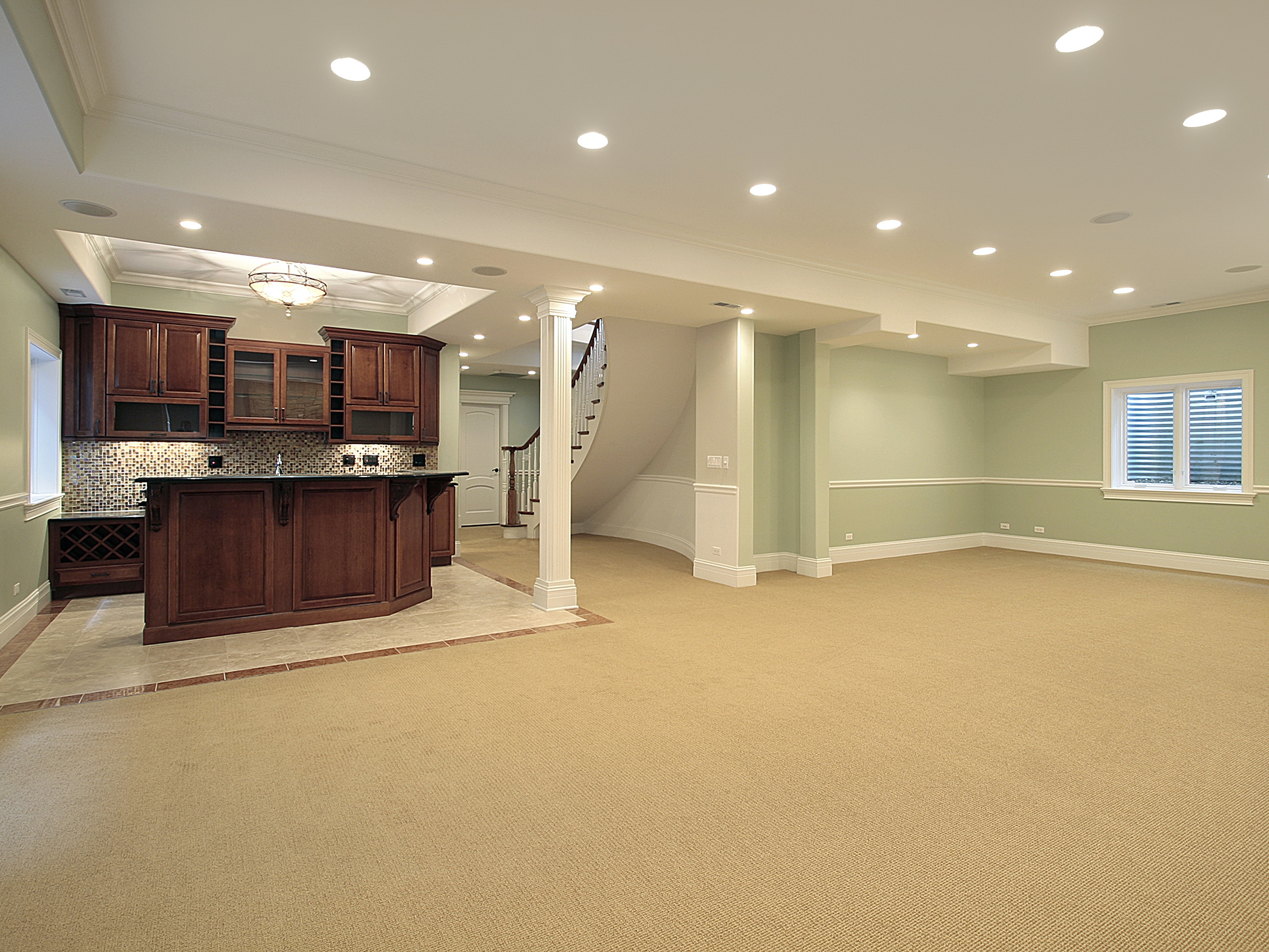 Vancouver Home Renovations -  Basement & Income Suites