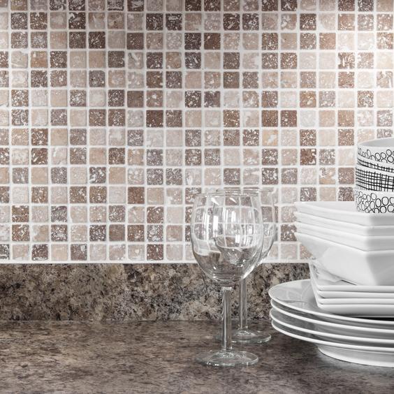 Vancouver Kitchen Renovation - Tiled Backsplashes
