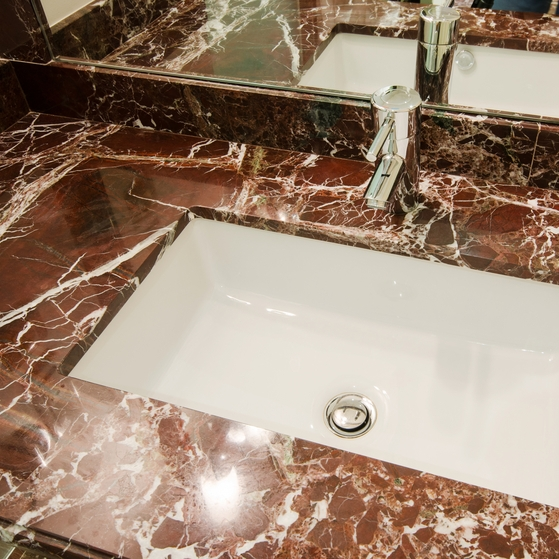 Vancouver Bathroom Renovations - Countertops, Sinks and Faucets