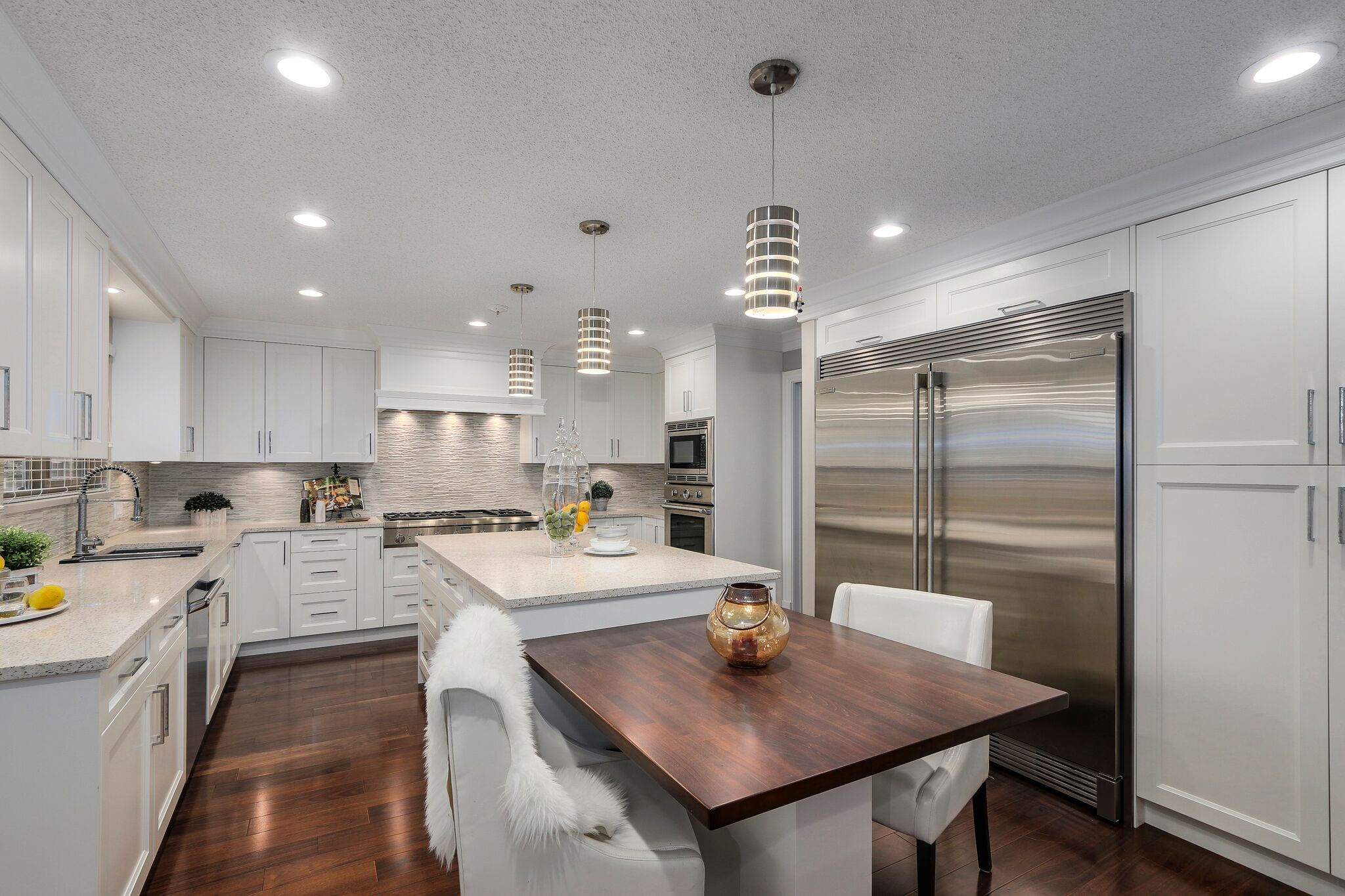 Luxury Kitchen Renovation in Coquitlam