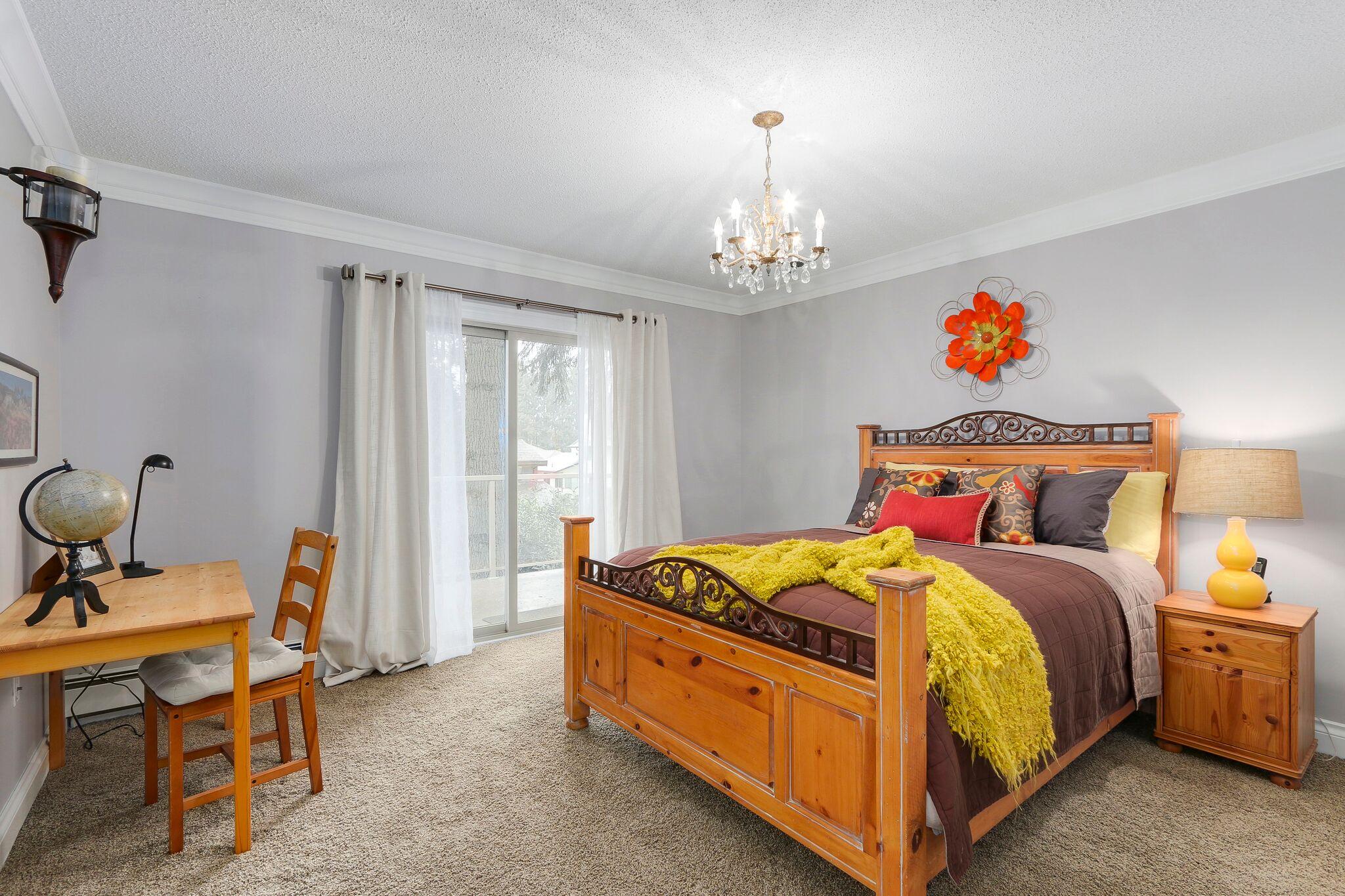 Luxury Bedroom Renovation in Coquitlam
