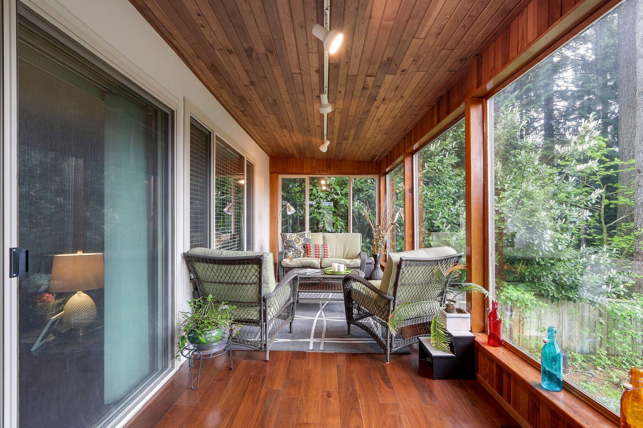 Luxury Sun Deck Renovation in Coquitlam