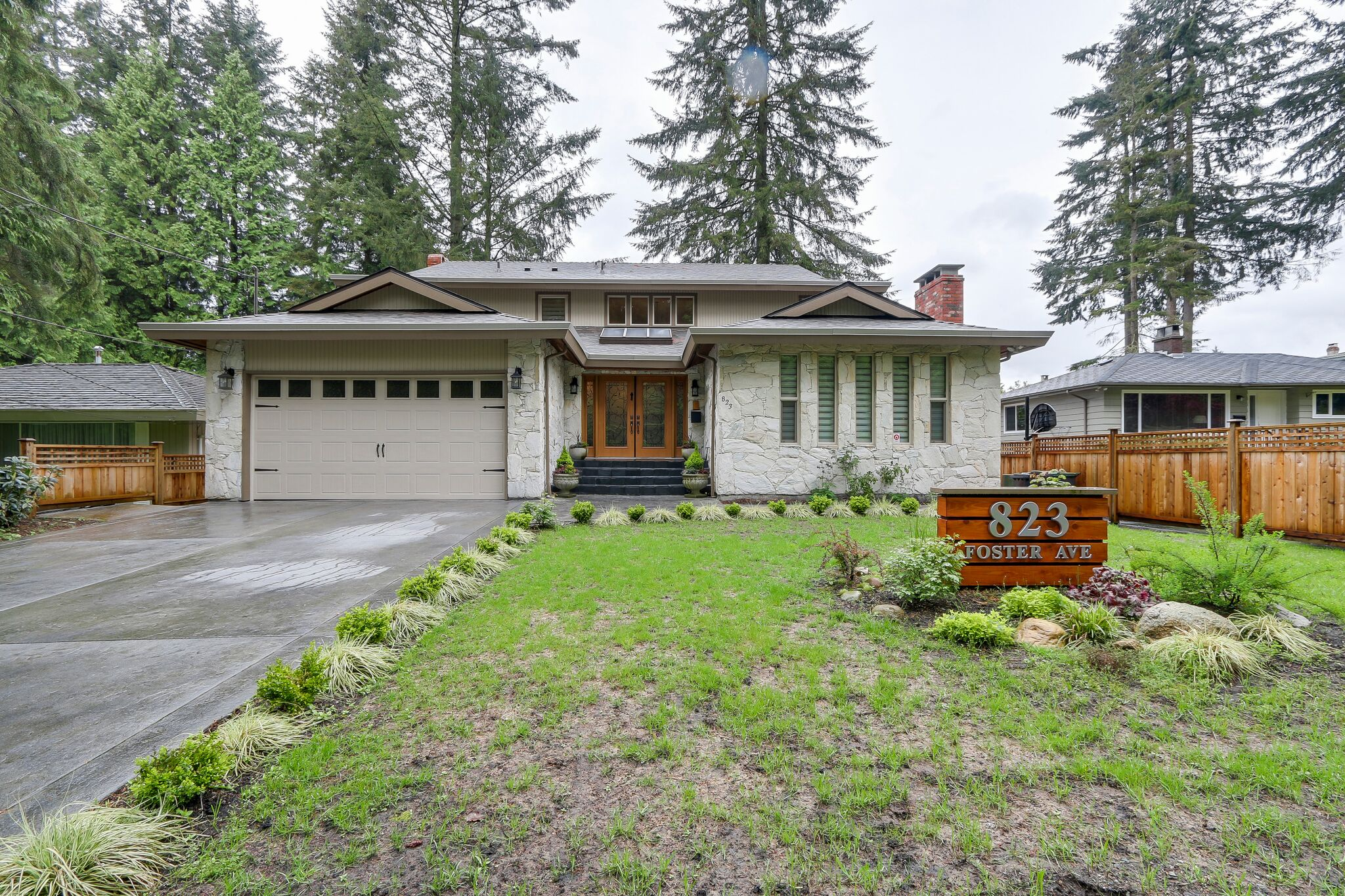 Luxury Home Renovation in Coquitlam