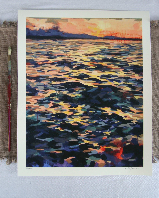 Sundown Print