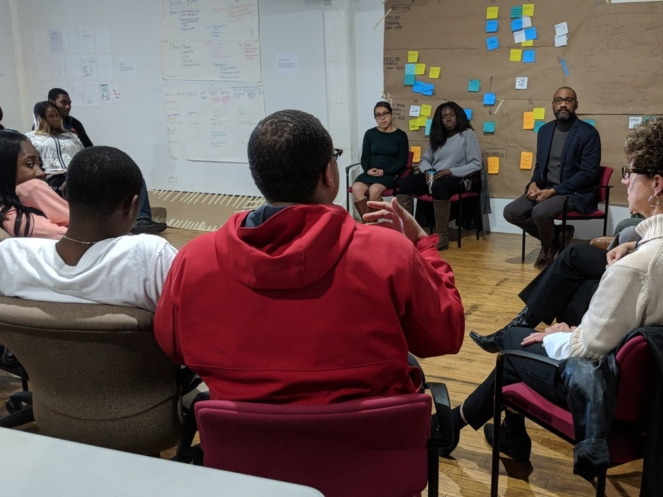 Restorative Justice - Social and Emotional Learning is key to the program as CCIE seeks to undo years of disciplinary based education, and foster empowered youth who understand how to empathize, and build community with others.