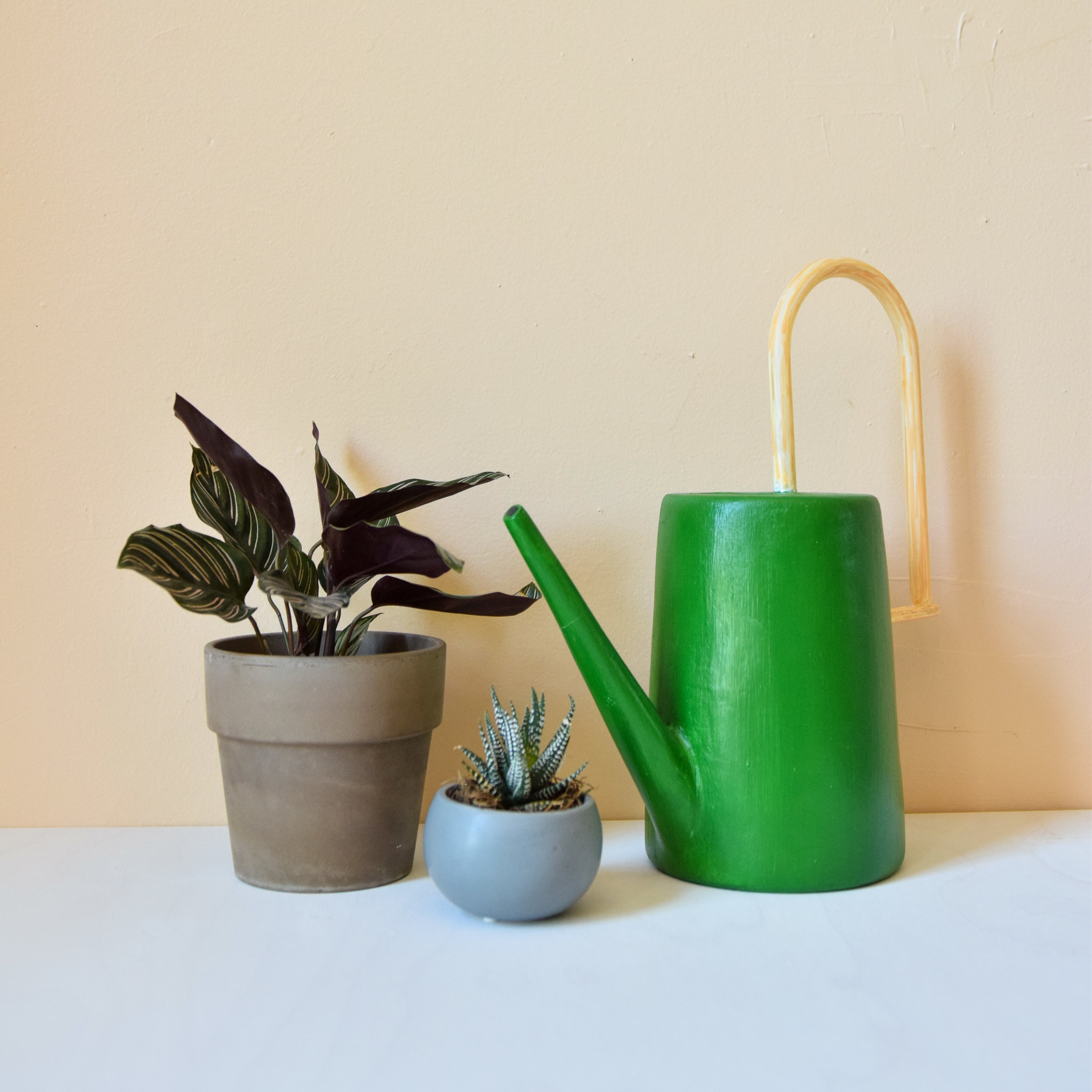 Brand Development // HAY Watering Can -