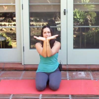 Wrist Conditioning For Yogis   20 min