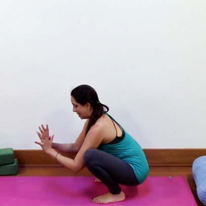 Improve Your Squat (Malasana)