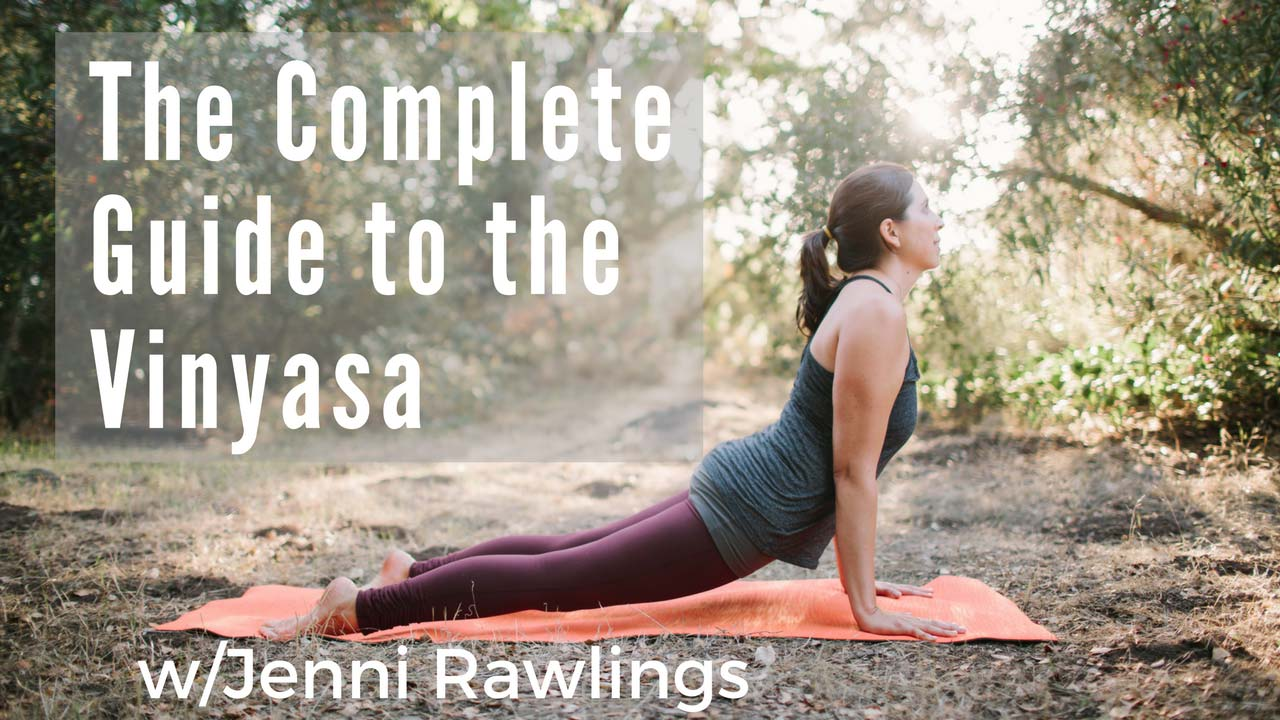 Vinyasa Tutorial - The Complete Guide to the Vinyasa of Yoga