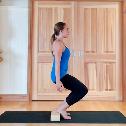 Join Cecily for a practice that will target your hips, knees, and ankles from all possible angles while waking up your connection to your lower body in brand new ways!