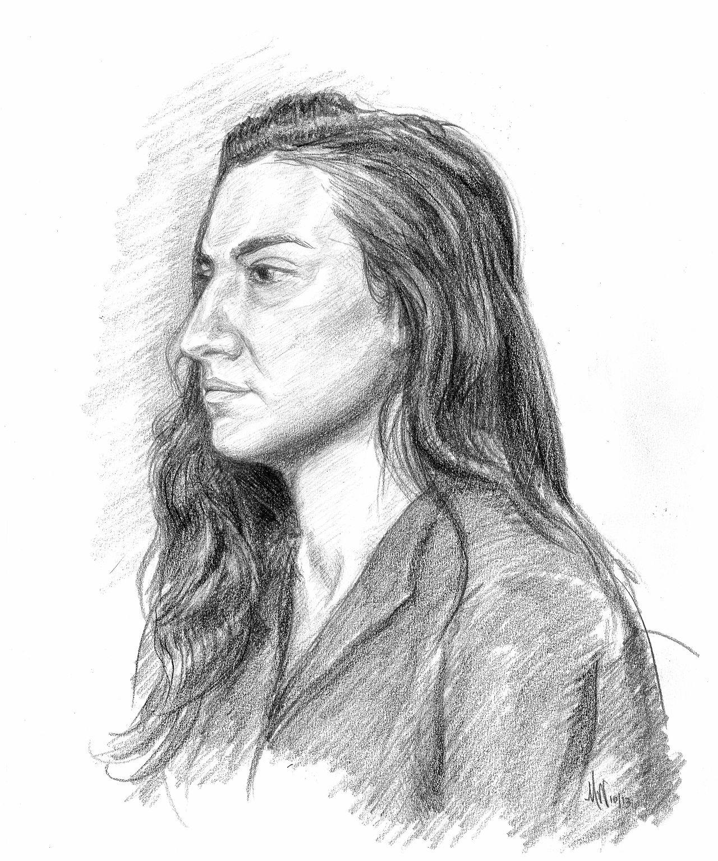 Young Lady; portrait Session