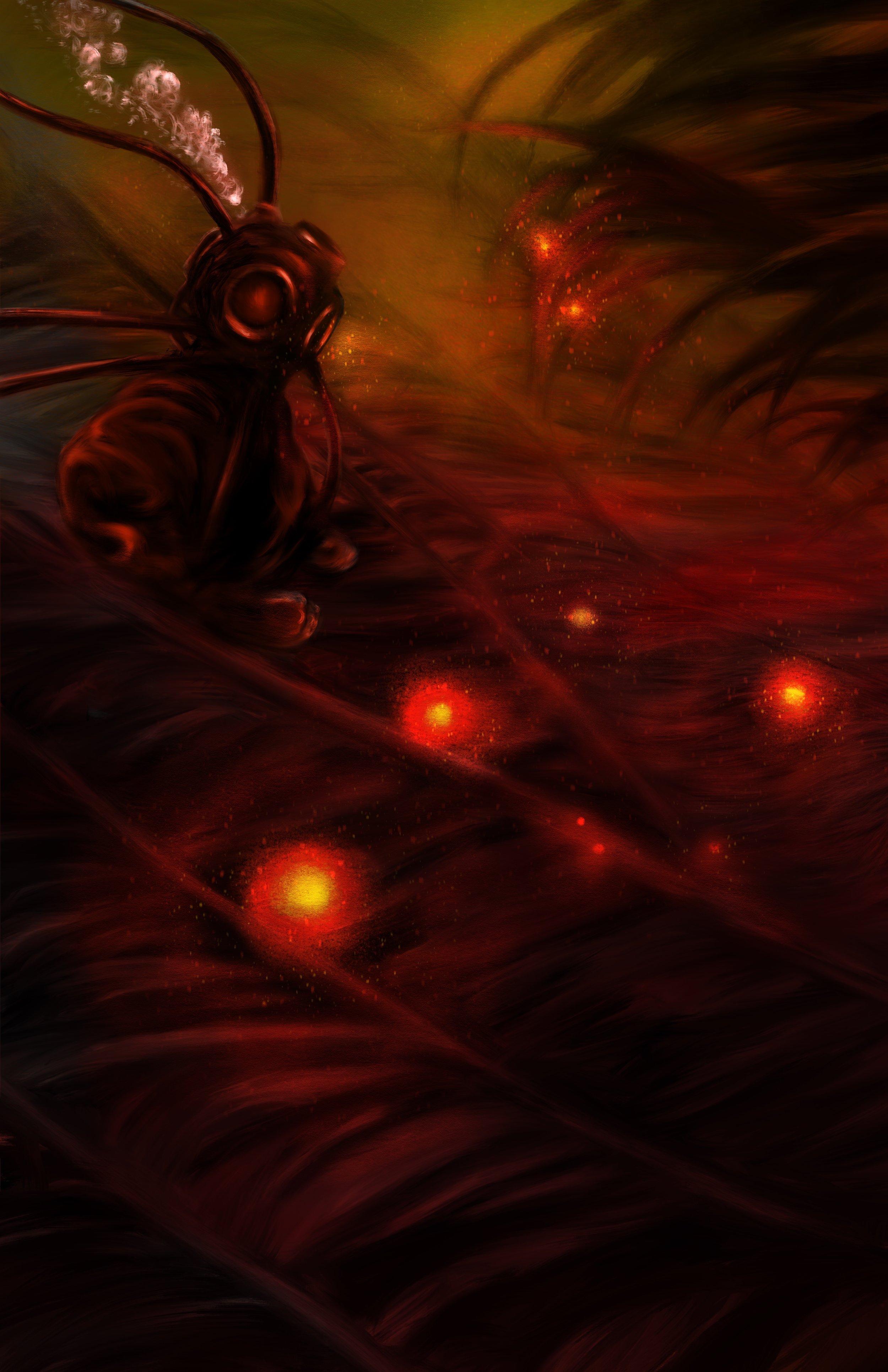 """Kelp Forest"""