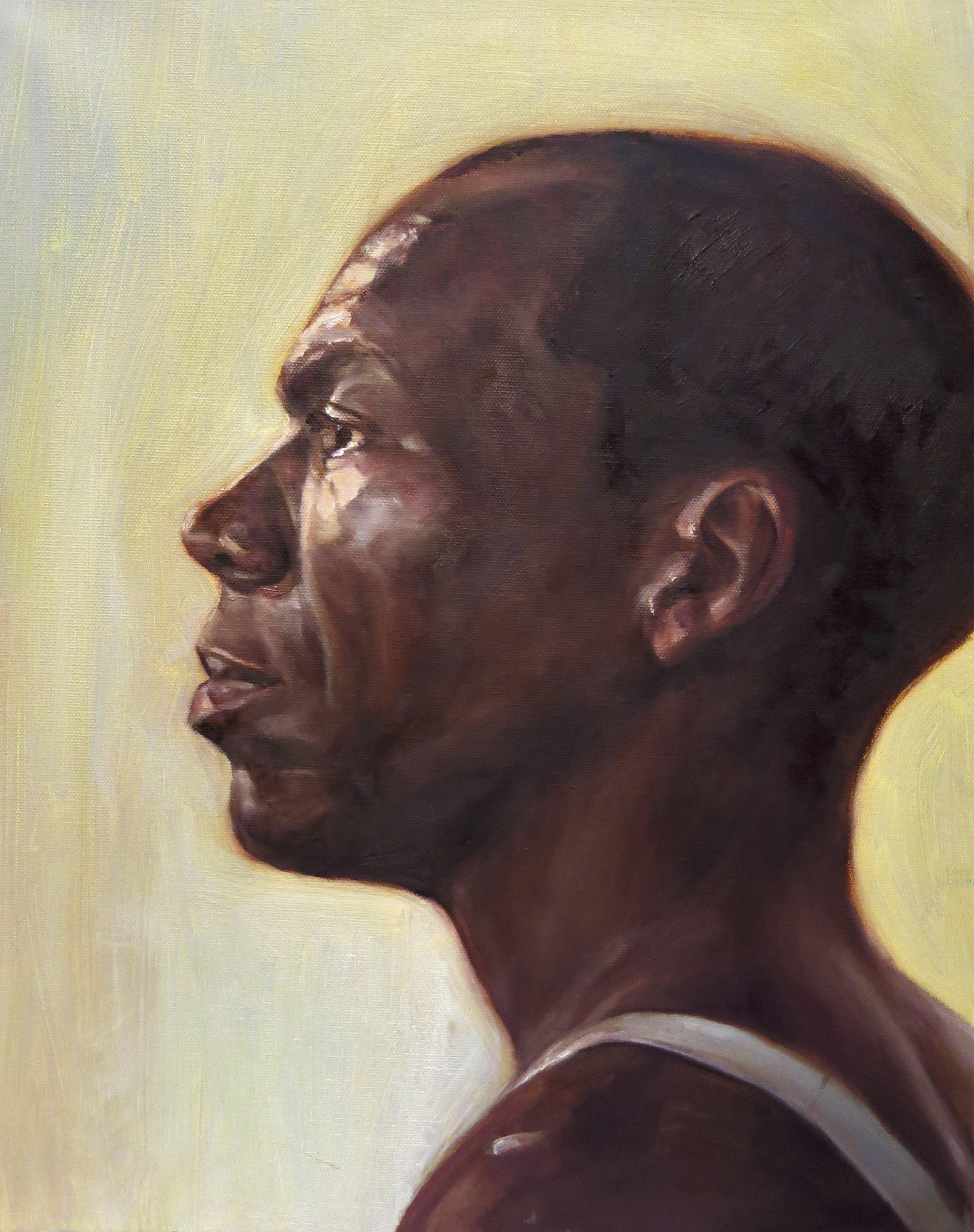 Blaine Portrait